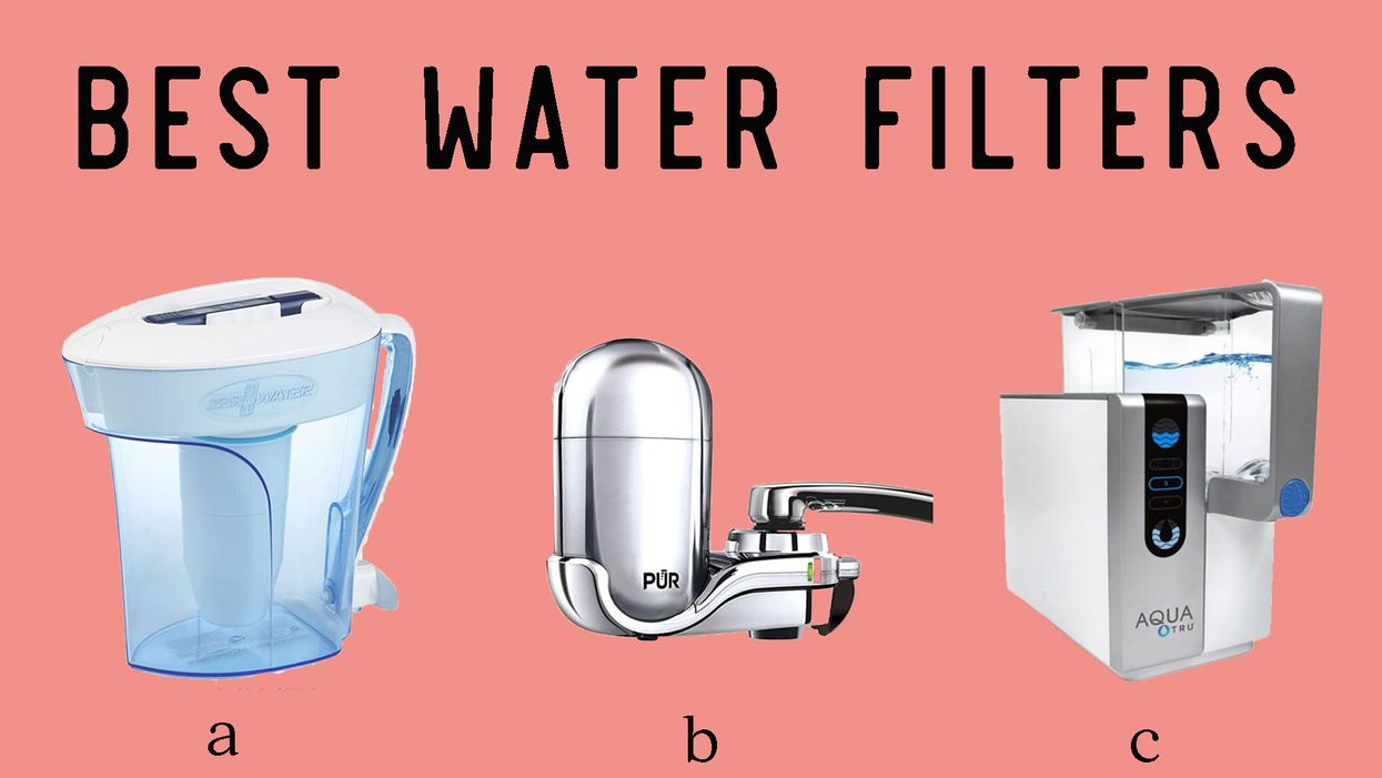 The Best Water Filters